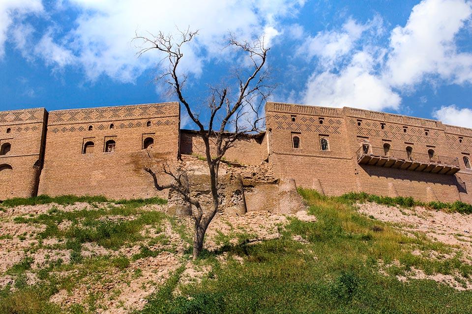 Erbil citadel - Richard Wilding